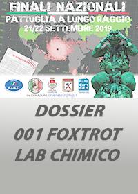 001 FOXTROT-LABCHIMICO