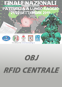 OBJ RFID CENTRALE