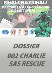002 CHARLIE SAS RESCUE