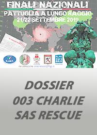 DOSSIER 003 CHARLIE-SAS RESCUE